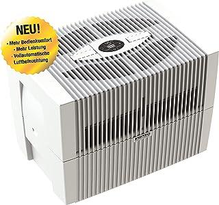 Venta文塔LW45 COMFORTPlus 空气净化器加湿器一体机(带数字显示功能,最大适用面积80平米,亮白色)