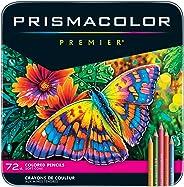 Prismacolor 高级彩色铅笔,软核,72支