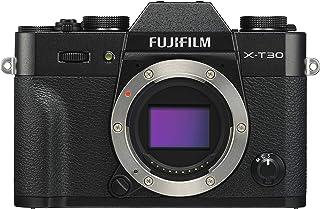 Fujifilm 富士相机16619566 X-T30 Gehäuse Schwarz 黑色