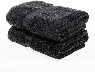 Superior 900GSM 奢华浴室毛巾, MADE OF  高级 long-staple 精梳棉,2件套酒店 & SPA 优质沐浴毛巾