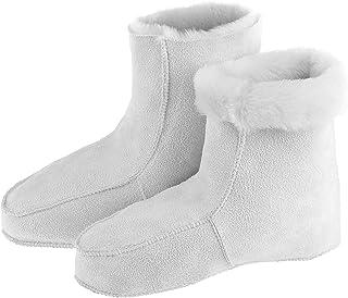 Tapochki 俄罗斯温暖舒适毛皮家居拖鞋袜,* 天然羊皮