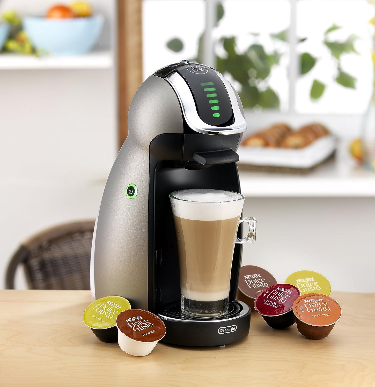 中亚海外购 DeLonghi德龙 Dolce Gusto Genio经典胶囊咖啡机