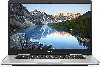 Dell 戴尔 Inspiron 灵越 15 7570 超薄笔记本电脑(英特尔酷睿 i7-8550U 1024GB 硬盘 8GB 内存 NVIDIA GeForce MX130 4GB GDDR5 Win 10 家庭版)白金银