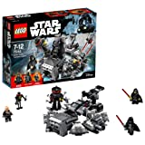 【12月新品】 LEGO 乐高 Star Wars 星球大战系列 达斯•维达的变身 75183 7-12岁 积木玩具