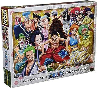 1000片 拼图 《航海王(One Piece)》 和之国 叁(50×75厘米)