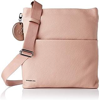 Mandarina Duck 女士 Mellow 皮革手提包,均码 Rose Dawn Einheitsgröße