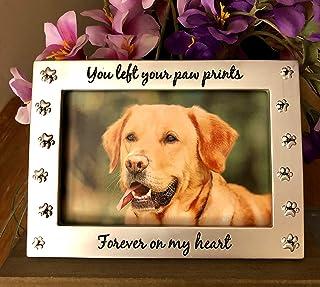 NewLifeLandia 宠物纪念相框狗或猫完美宠物纪念和*礼物