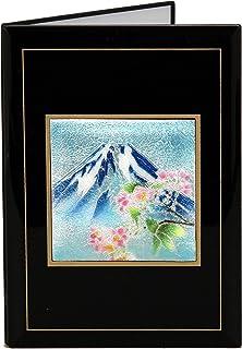 彩光舍 七宝烧 照片立板 富士樱 021-08