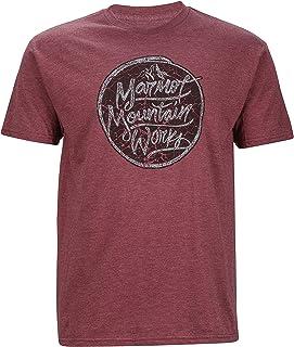 Marmot 男式草皮短袖 T 恤
