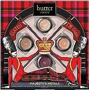 Butter London Majesty 金属化妆套装