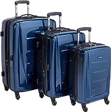 Samsonite 新秀丽 Winfield 2时尚拉杆箱HS 3件套(20/24/28寸) 深蓝色
