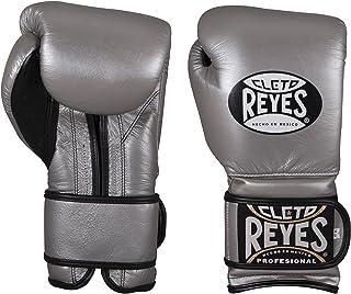 Cleto Reyes ce614t 训练手套,中性成人,银色,14 盎司