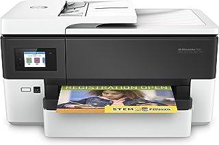 HP 惠普 OfficeJet Pro 7720 A3多功能打印机(A3,打印机,扫描仪,复印机,传真,WLAN,双面打印,航空打印),白色