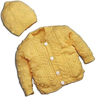 Snuglily 男婴女童连帽衫长袖毛衣开衫兔耳朵包括婴儿帽