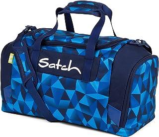 Satch 运动包,25 升,鞋夹层,软垫肩带 Blue Crush one size