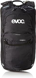 Evoc Black Stage - With 2 Litre Bladder - 6 Litre Hydration Pack With Reservoir (Default, Black)