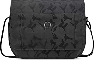 DELSEY Paris 手提包,黑色迷彩,均码