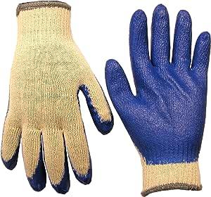 CLC 定制皮革细绳针织手套 带蓝色深 中 蓝色 2029M