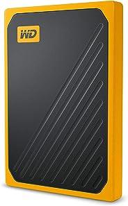 WD 1TB My Passport Go SSD 钴便携式外置存储器WDBMCG5000AYT-WESN 500GB