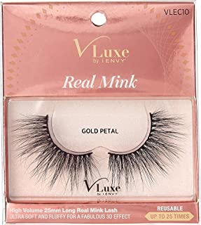 V Luxe by iEnvy Real Mink VLEC01(玫瑰色或金色)