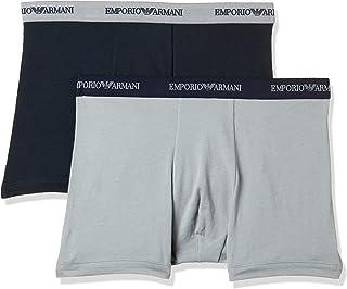 Emporio Armani 男式111268cc717平角短裤