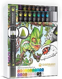 变色龙艺术产品变色龙22-pen 豪华套装