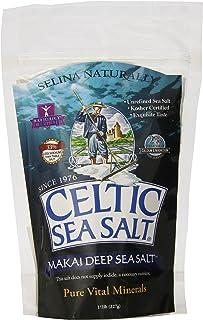 Celtic Sea Salt Makai 純美食海鹽,8 盎司(約 236.8 克)