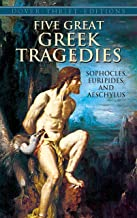 Five Great Greek Tragedies (Dover Thrift Editions) (English Edition)