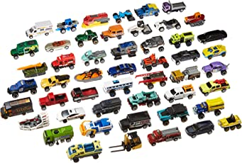Matchbox火柴盒 50汽车模型套装