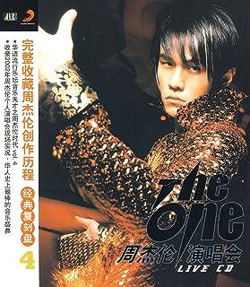 周杰伦:2002The one演唱会(CD)
