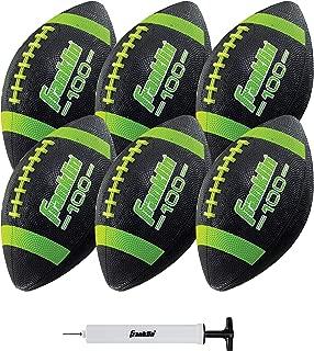 Franklin Sports Grip-Rite 100 橡胶青少年足球
