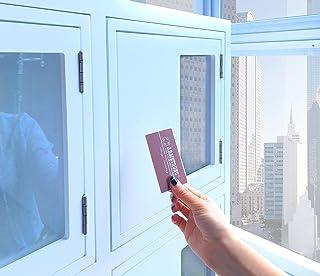 隐藏在橱柜门后面,隐藏 RFID 橱柜锁