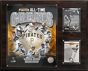 MLB 匹兹堡海盗全日光大照片牌匾