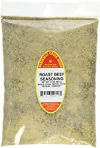 Marshalls Creek Spices Kosher Roast Beef Seasoning No Salt Refill, 11 Ounce
