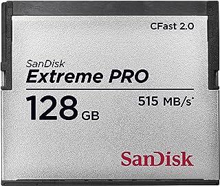 SanDisk Extreme PRO 128 GB CFast 2.0 存储卡
