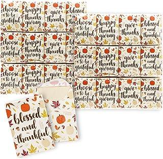 感恩节旅行纸巾(72 张装,10 张纸巾)
