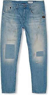 G-STAR RAW 男士 Loic 休闲锥形宽松牛仔裤
