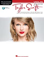 Taylor Swift for Violin: Instrumental Play-Along for Violin (English Edition)