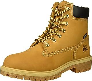 "Timberland PRO 女式直接连接 6"" 软鞋头防水工业靴"