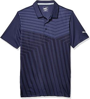 PUMA Golf 2020 男士 Alterknit 反光马球衫