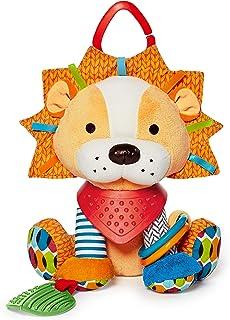 Skip Hop 带头巾的多活动玩具伙伴(狮子)