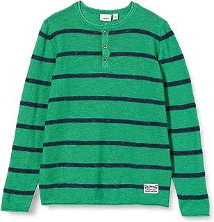 NAME IT 男孩 Nkmboost Ls 针织套头衫