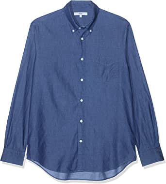 Find 男式条纹常规版型衬衫