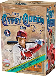Topps 2019 吉普赛女王棒球