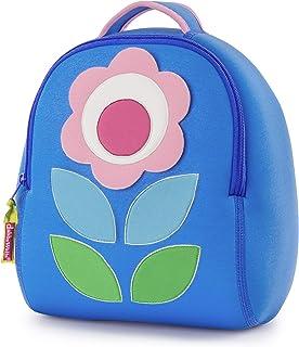 Dabbawalla Bags 花瓣背包,浅蓝色/粉色