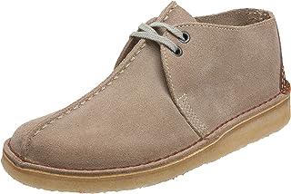Clarks 男士 Desert Trek 靴子