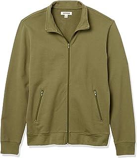 GoodThreads男士标准轻质法兰绒运动夹克