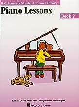 Piano Lessons Book 2: Hal Leonard Student Piano Library (English Edition)