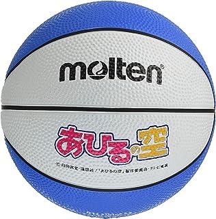 molten(摩登) 篮球 鸭子空×morten *迷你球 白色×蓝色花园千秋 B1C200-AS3