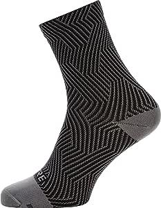 Gore Wear C3 Optiline 中筒袜 3.5-5 灰色 100227919902-9199-3.5-5